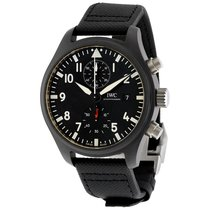 IWC Men's IW389001 Pilot Top Gun Chronograph Watch