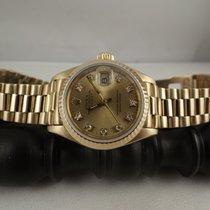 Ρολεξ (Rolex) Rolex Lady ref. 69178 full gold anno 1985...