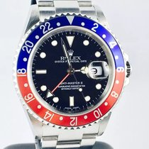 ロレックス (Rolex) GMT Master 2 Pepsi F Serie [Million Watches]