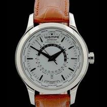 Wempe Zeitmeister -Weltzeituhr- GMT Chronometer - Ref.:...