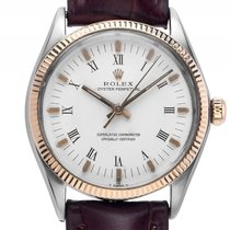 Rolex Oyster Perpetual Chronometer Stahl Gelbgold Automatik...