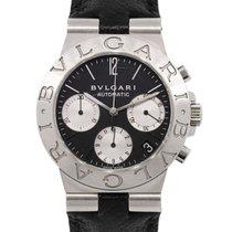 Bulgari CH35S Diagono Chronograph Automatic Watch