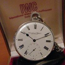 IWC Schaffhausen - pocket watch - ca 1960