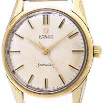 Omega Seamaster Cal 561 Gold Plated Automatic Watch Head Only...