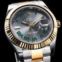 勞力士 (Rolex) DateJust II 116333 Grey Dial (Retail:HK$84,100)