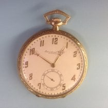 IWC Packet Watch 14ct. gold