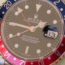 Ρολεξ (Rolex) GMT II ST REF 16710 Pepsi +NEAR NOS +B&P...