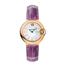 Cartier Ballon Bleu Quartz Ladies Watch Ref WE902050