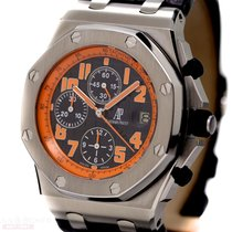 Audemars Piguet Royal Oak Off Shore Vulcano Stainless Steel...