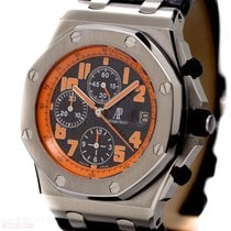 オーデマ・ピゲ (Audemars Piguet) Royal Oak Off Shore Vulcano Stainles...