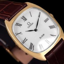 Omega 1978 De Ville Vintage Mens Handwound Ultra Thin Dress Watch