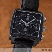 TAG Heuer Monaco Calibre 12 Acm Chronograph Automatik Caw211m