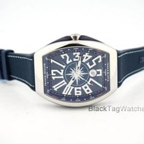 Franck Muller Automatic Vanguard Yachting Watch