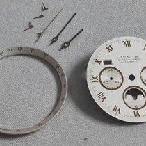 Zenith vintage dial rehaut and hands el primero caliber 3019phf