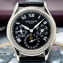 Patek Philippe 5038G Perpetual Calendar 18K White Gold / Black...
