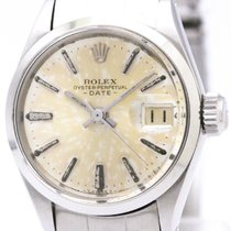 Rolex Vintage Rolex Oyster Perpetual Date 6516 Steel Automatic...