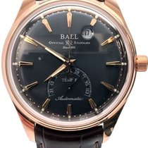 Ball Trainmaster Kelvin NT3888D-PG Limited Edition