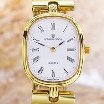 Universal Genève Swiss Made Ladies Gold Plated Original Dress...