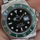 Ρολεξ (Rolex) ROLEX SUBMARINER 116610LV HULK CERAMIC GREEN...