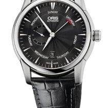 Oris Artelier Small Second Pointer Date  	01 745 7666 4054-07 5 2