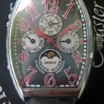 Franck Muller 6850 Calendario perpetuo red limited edition
