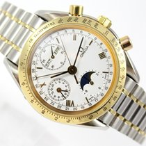 Omega SPEEDMASTER CHRONOGRAPH TRIPLE DATE MOONPHASE
