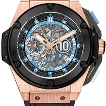 Hublot KING POWER MARADONA O.R./CER. 48MM L.E.