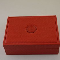 Rolex Holz Box Rar Uhrenbox Watch Box Case Rot Ref. 60.00.02