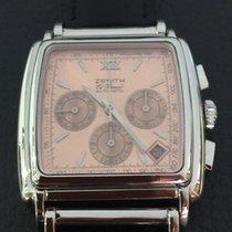 Zenith Chronograph Carré Classic lV ref.01.0420 400