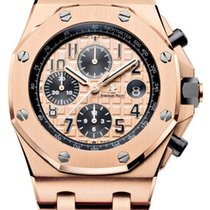 Audemars Piguet Royal Oak Offshore Chronograph Rose Gold Bracelet