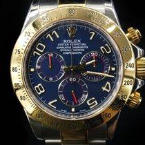 ロレックス (Rolex) Daytona Two Tone Blue