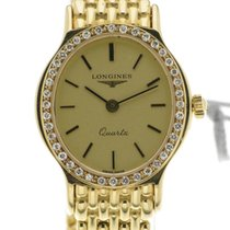 Longines Lady ovale diamond