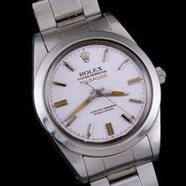 Rolex MIlgauss Ref 1019 Silver Dial