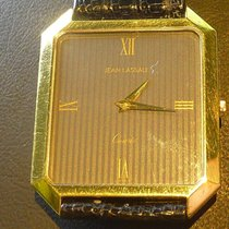 Jean Lassale DON JUAN 18k Solid Gold Mens Quartz Watch