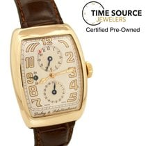Dubey & Schaldenbrand Aerodyn Duo Dual Time 18K Yellow...