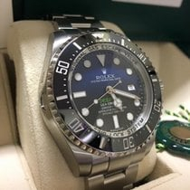 Rolex Deepsea Sea-Dweller D-Blue NEW