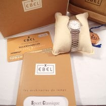 Ebel Sport full set: BOX PAPERS Classique 1157111 VTGwatch 1999