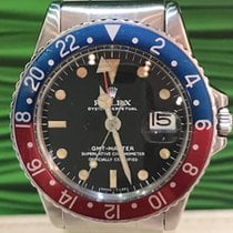 Ρολεξ (Rolex) GMT - Master Ref. 1675 Top/Papers/Box