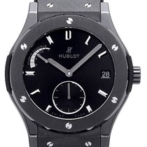 Hublot Classic Fusion Power Reserve All Black 516.CM.1440.LR