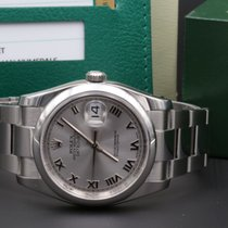Rolex Datejust 116200 SILVER DIAL FULL SET 2014