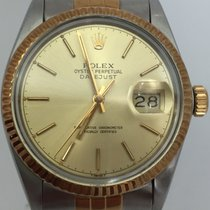 Rolex 18K Yellow Gold Rolex Datejust Ref. 16013