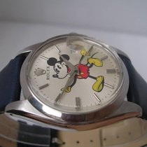 Rolex Oysterdate Precision Mickey Mouse YEAR 1977