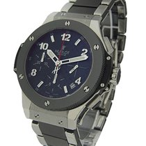 Hublot 342.SB.131.SB Big Bang 41mm - Steel-Black Ceramic on...