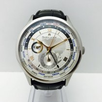 Maurice Lacroix Masterpiece Worldtimer Ref. MP6008 -- For...