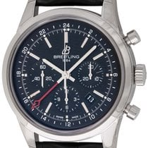 Breitling : TransOcean Chronograph GMT :  AB045112/BC67 : ...