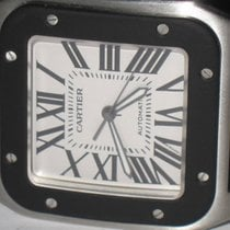 Cartier Santos 100 Stainless Steel Automatic