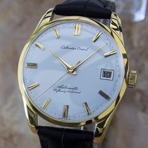 Orient Calendar Made in Japan 1960s Vintage Automatic 37mm...