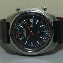 Seiko Chronograph Sports Speedtimer Automatic Day Date Wrist...