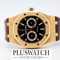 Audemars Piguet ROYAL OAK DAY & DATE 26330OR PINK GOLD...