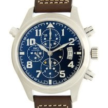 IWC Pilots Stainless Steel Blue Automatic IW371807